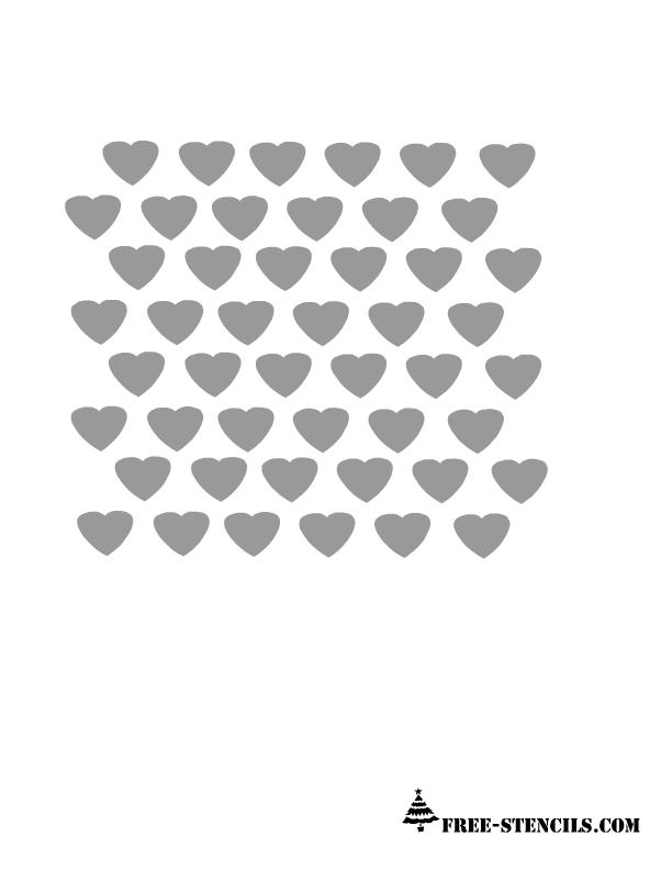 Free Printable Valentine Stencils